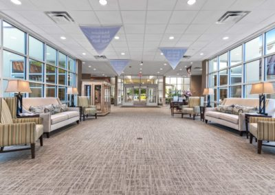 Berger- Goldrich lobby